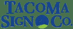 Tacoma Sign Company Logo