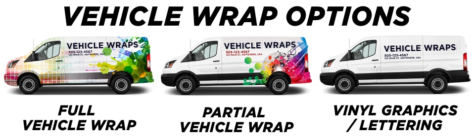 vehicle wrap options